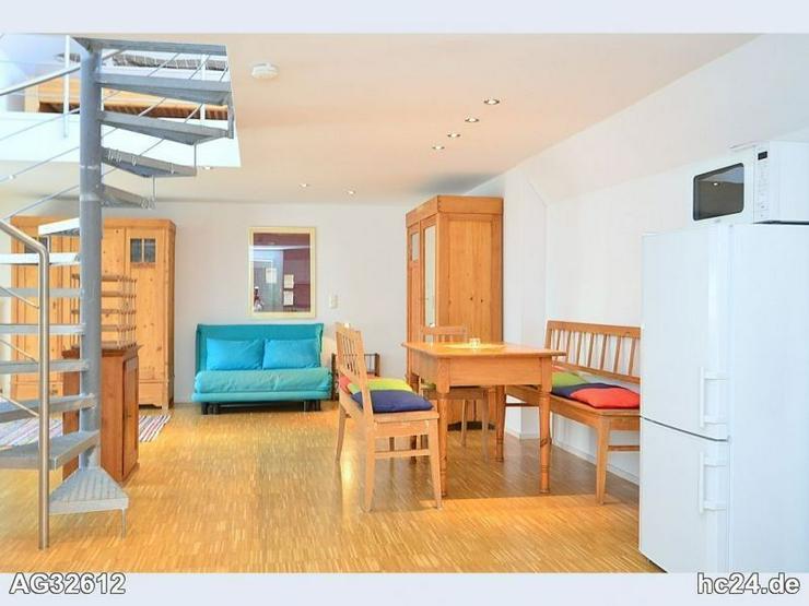 Gemütlich möblierte Wohnung mit Balkon und WLAN im Herzen Nürnbergs