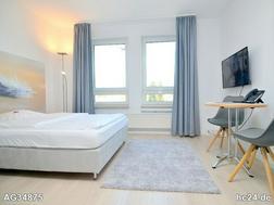 Exklusiv möbliertes Apartment mit Wi-Fi und optionalem Stellplatz an U1 in Fürth