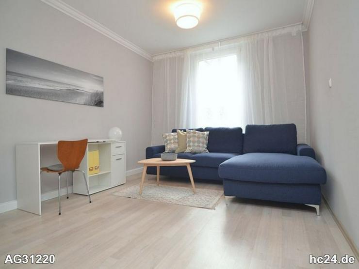 Exklusiv möblierte Designwohnung mit Balkon und WLAN in Nürnberg