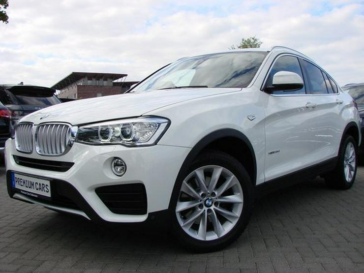 Bild 2: BMW X4 xDrive 30d Navi Xenon Leder AHK