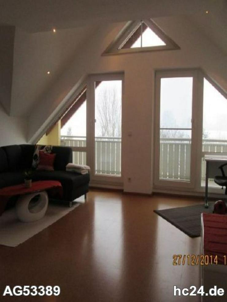 *** TOP renovierte und möblierte 2 Zimmerwohnung in Neu-Ulm, Holzheim - Wohnen auf Zeit - Bild 1