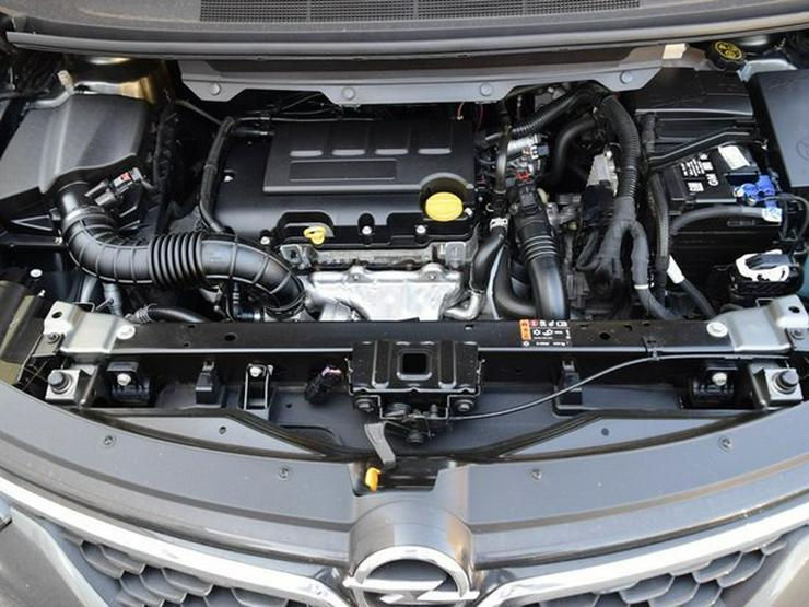Bild 4: OPEL Zafira 1.4 T S&S Navi950/Cam Klimaauto. Alu17 Temp PDC OnStar NSW 7 Sitzer