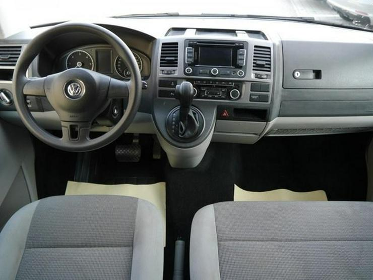 Bild 6: VW T5 Caravelle 2.0 TDI DPF DSG KR COMFORTLINE * AHK * NAVI * PARKTRONIC * TEMPOMAT * 9-SITZER