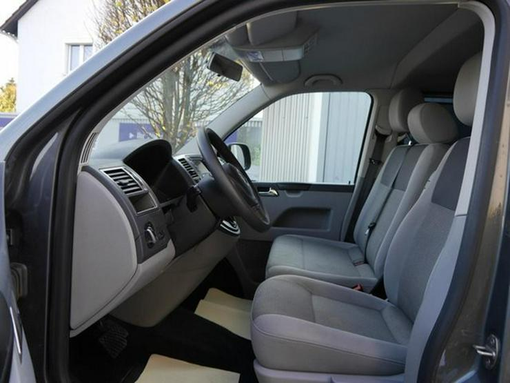 Bild 4: VW T5 Caravelle 2.0 TDI DPF DSG KR COMFORTLINE * AHK * NAVI * PARKTRONIC * TEMPOMAT * 9-SITZER