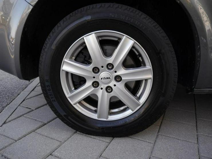 Bild 3: VW T5 Caravelle 2.0 TDI DPF DSG KR COMFORTLINE * AHK * NAVI * PARKTRONIC * TEMPOMAT * 9-SITZER