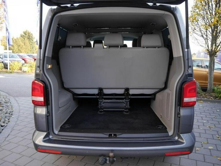 Bild 5: VW T5 Caravelle 2.0 TDI DPF DSG KR COMFORTLINE * AHK * NAVI * PARKTRONIC * TEMPOMAT * 9-SITZER