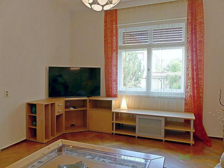 Bild 5: (EF0447_M) Dresden: Naußlitz, große möblierte Dreizimmerwohnung mit Parkettböden, ruhi...