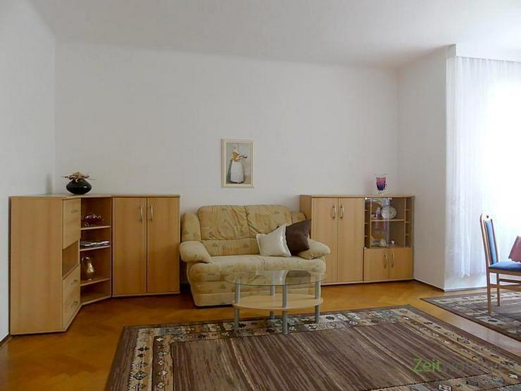 Bild 7: (EF0447_M) Dresden: Naußlitz, große möblierte Dreizimmerwohnung mit Parkettböden, ruhi...