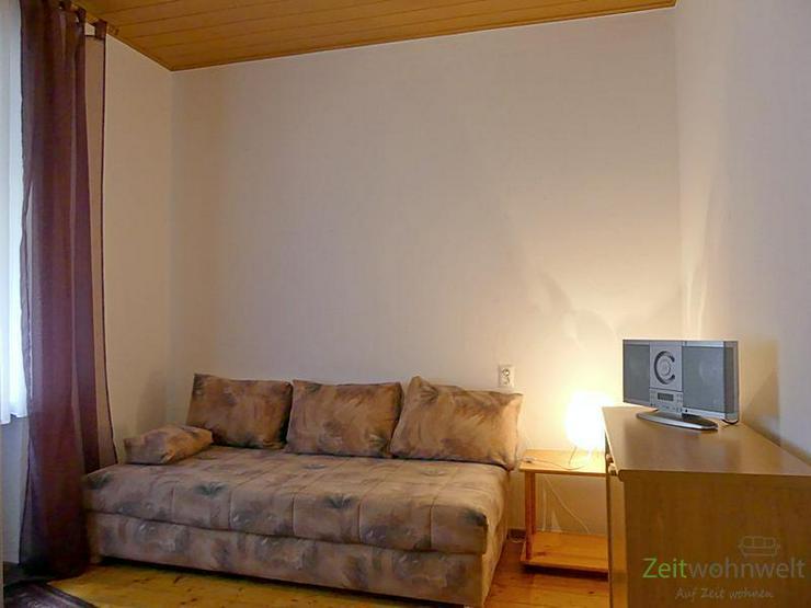 Bild 10: (EF0447_M) Dresden: Naußlitz, große möblierte Dreizimmerwohnung mit Parkettböden, ruhi...