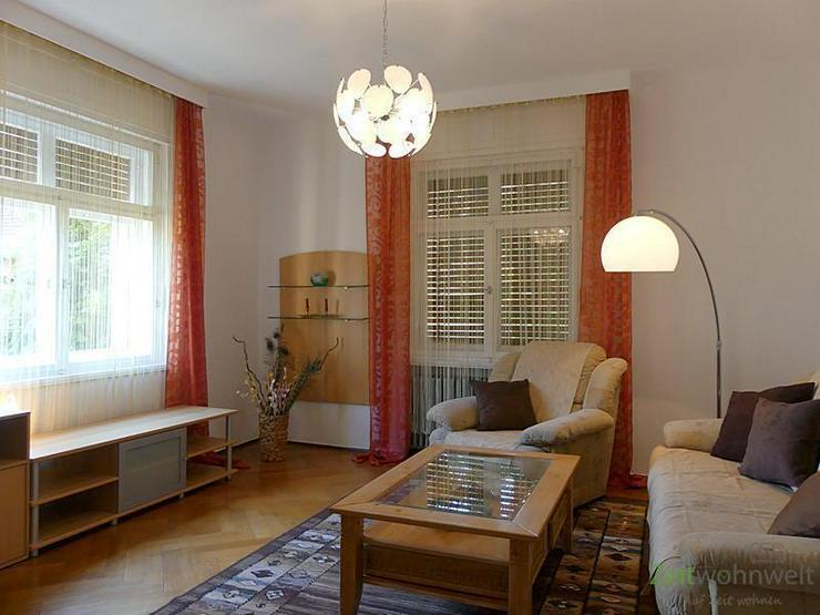 Bild 4: (EF0447_M) Dresden: Naußlitz, große möblierte Dreizimmerwohnung mit Parkettböden, ruhi...