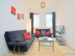 Schön möblierte 3-Zimmer-Wohnung mit Balkon und WLAN im Nürnberger Norden