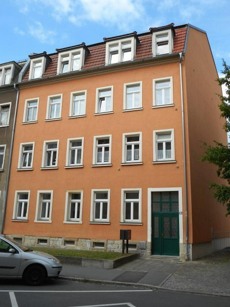 Kleine 3-Raum-Wohnung - zentral gelegen! - Wohnung mieten - Bild 1