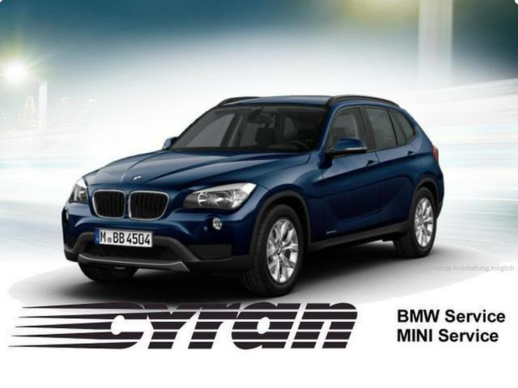 BMW X1 sDrive16d Sitzh. Klimaautom. Navi Tempomat