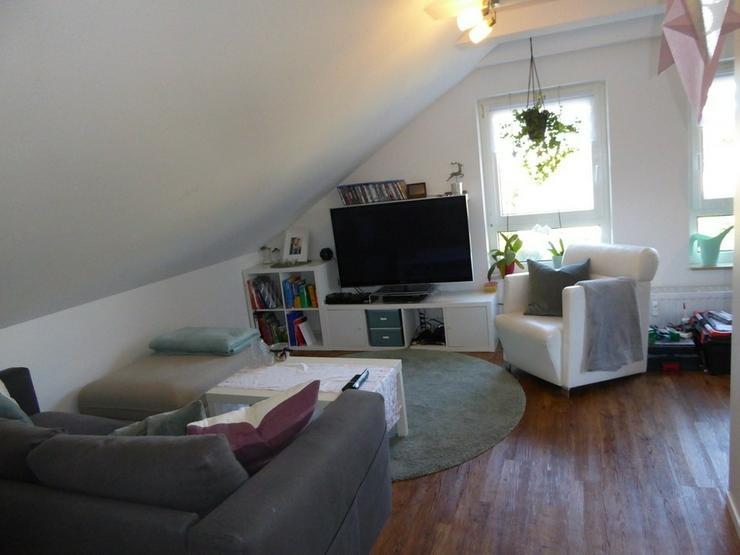 Bild 4: Gut geschnittene 2-Zimmer DG-Wohnung