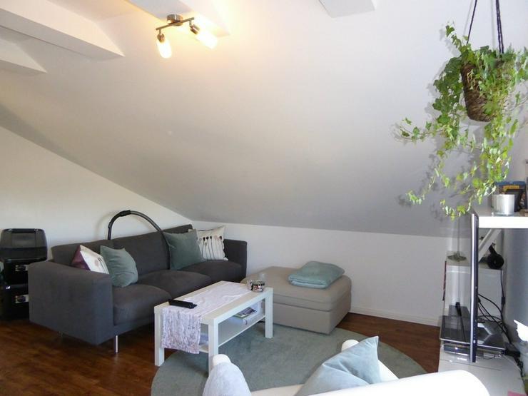 Bild 3: Gut geschnittene 2-Zimmer DG-Wohnung