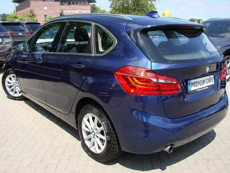 Bild 4: BMW 218 Active Tourer Advantage LED Navi Tempomat PDC