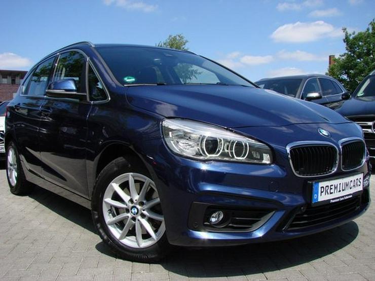 BMW 218 Active Tourer Advantage LED Navi Tempomat PDC - Weitere - Bild 1