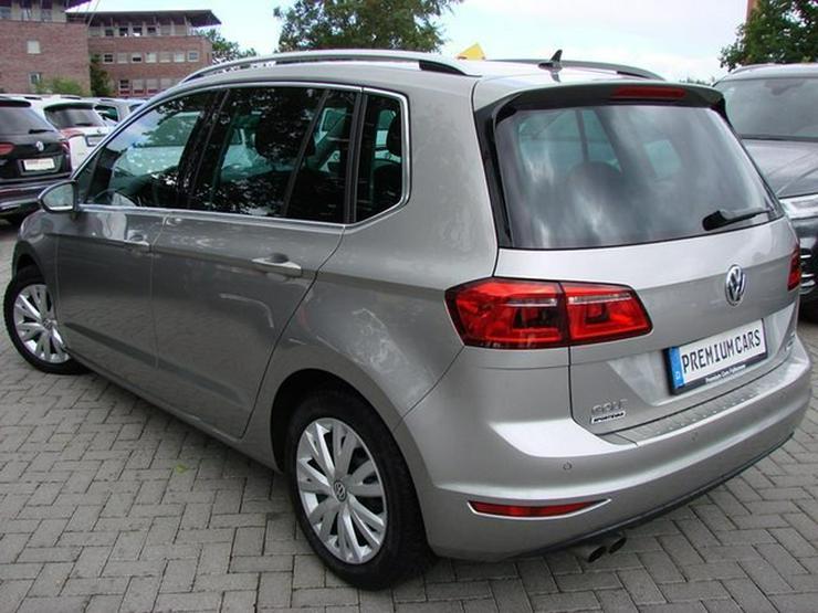 VW Golf Sportsvan 1.4TSI Highline Xenon Navi Alcantara Kamera - Golf - Bild 4