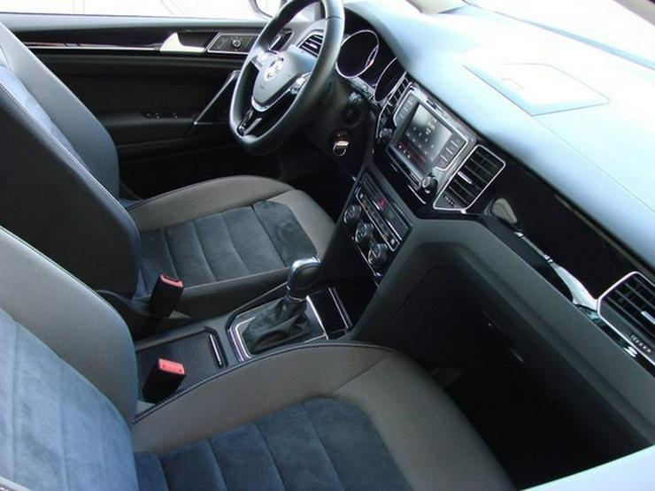 Bild 10: VW Golf Sportsvan 1.4TSI Highline Xenon Navi Alcantara Kamera