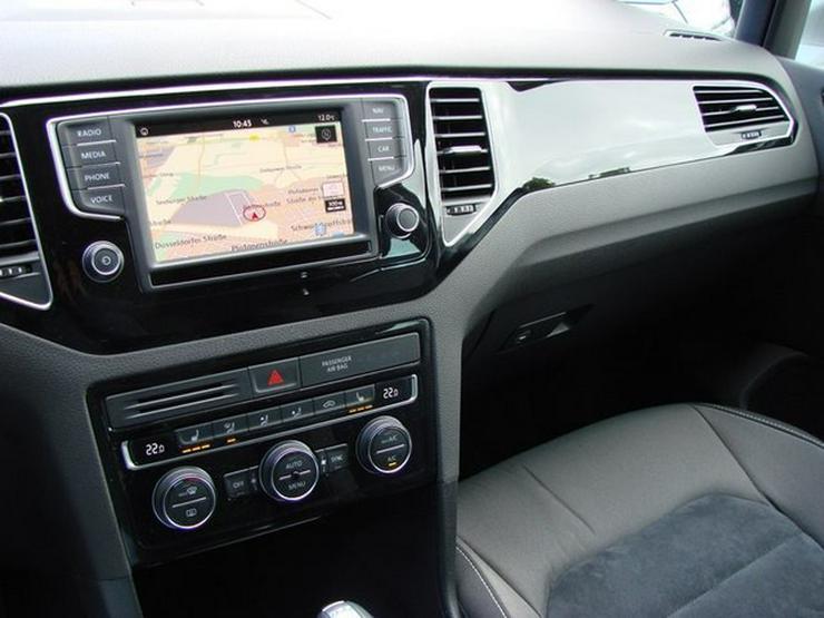 Bild 13: VW Golf Sportsvan 1.4TSI Highline Xenon Navi Alcantara Kamera