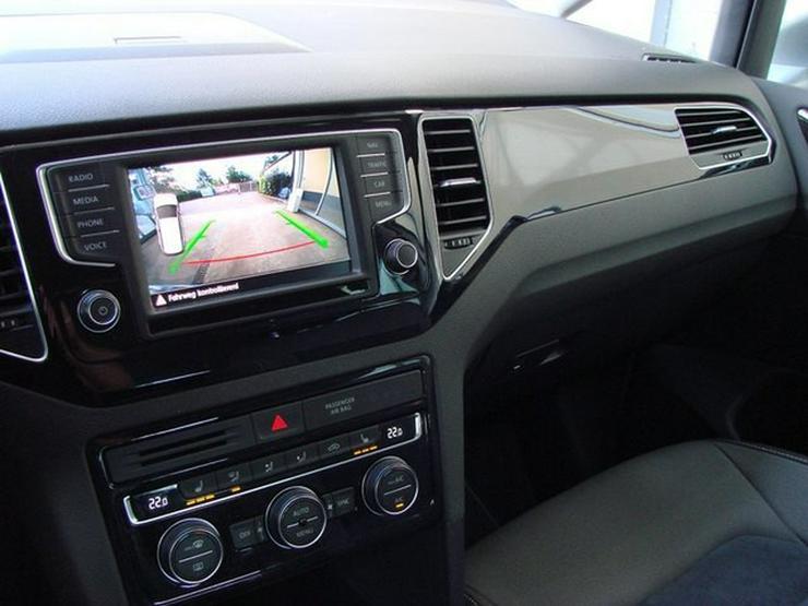 Bild 16: VW Golf Sportsvan 1.4TSI Highline Xenon Navi Alcantara Kamera