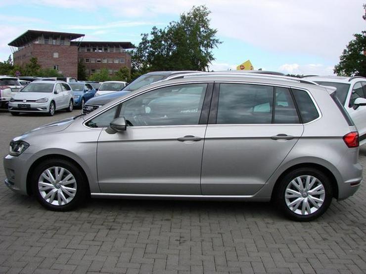 Bild 6: VW Golf Sportsvan 1.4TSI Highline Xenon Navi Alcantara Kamera