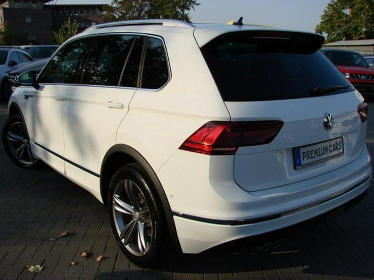 Bild 4: VW Tiguan R-Line 4M LED Navi Leder Pano Kamera ACC HUD AHK
