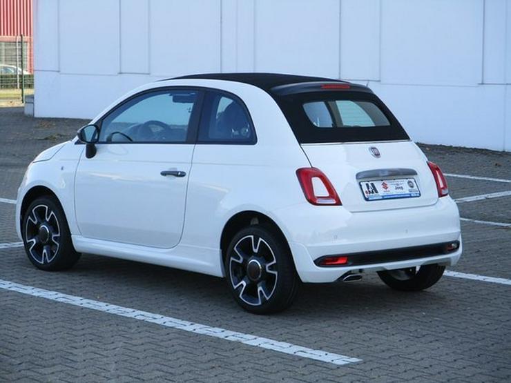 Bild 5: FIAT 500 Cabrio S Kein EU Fahrzeug !!!!