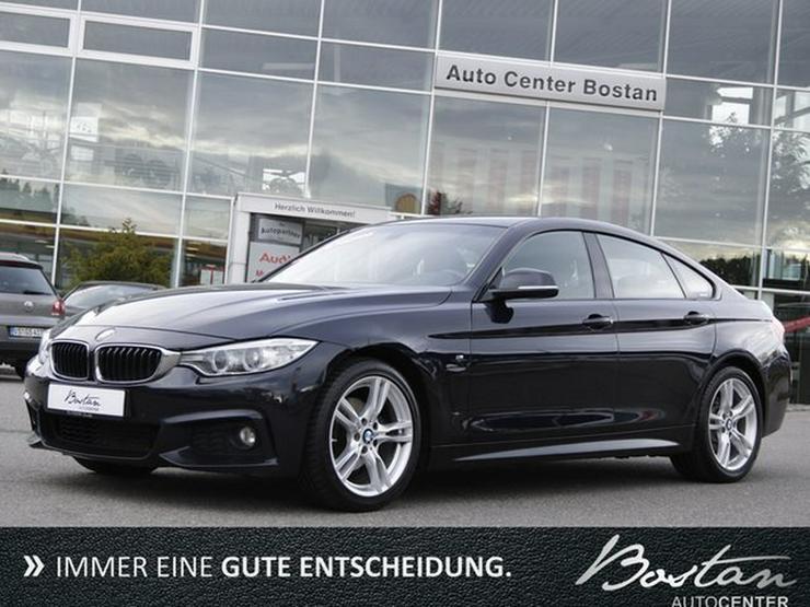 BMW 420 Gran Coupe M-PAKET-EURO 6-DEUTSCH.FZG-1.HAND