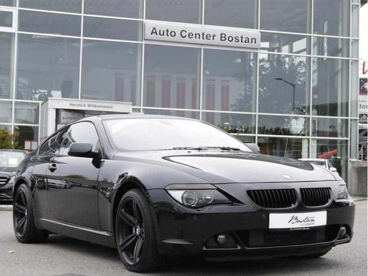 Bild 6: BMW 650i LEDER-NAVI-KEYLESS GO-DEUTS.FZG-SCHECKHEFT