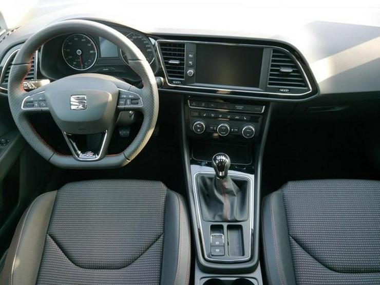 Bild 6: SEAT Leon ST 1.5 TSI FR * 18 ZOLL * VOLL-LED * WINTERPAKET * PDC * SITZHEIZUNG * RÜCKFAHRKAMERA