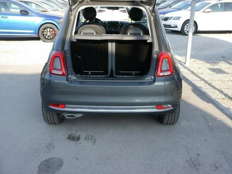 Bild 5: FIAT 500 1.2 8V LOUNGE * SOFORT * GLASDACH * TEMPOMAT * KLIMA * LM-FELGEN 15 ZOLL