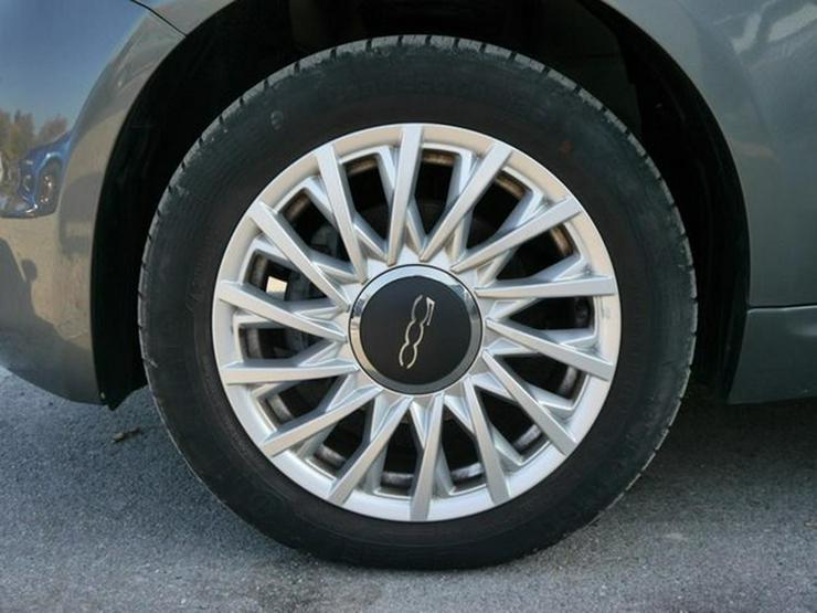 Bild 3: FIAT 500 1.2 8V LOUNGE * SOFORT * GLASDACH * TEMPOMAT * KLIMA * LM-FELGEN 15 ZOLL