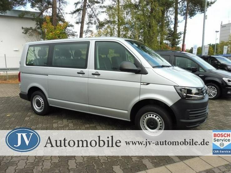 VW T6 Kombi 2.0TDI BMT DSG +CLIMATIC/9SITZE/SITZHZ. - Transporter T6 - Bild 1