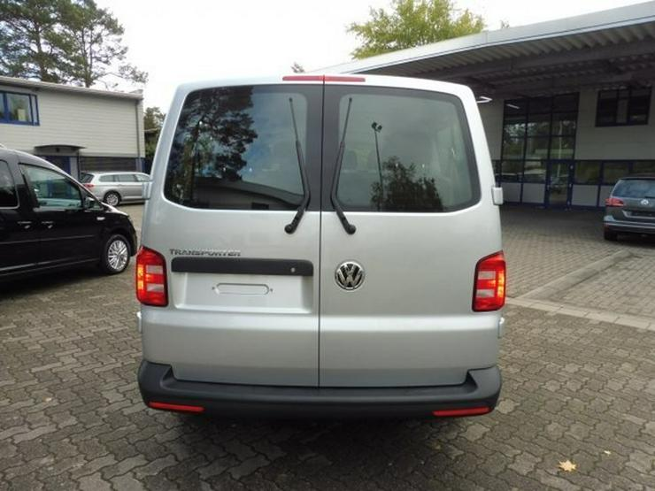 Bild 4: VW T6 Kombi 2.0TDI BMT DSG +CLIMATIC/9SITZE/SITZHZ.