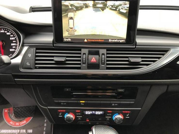 Bild 8: AUDI A6 3.0 TDI quattro S-Line+ PANO Kamera HUD