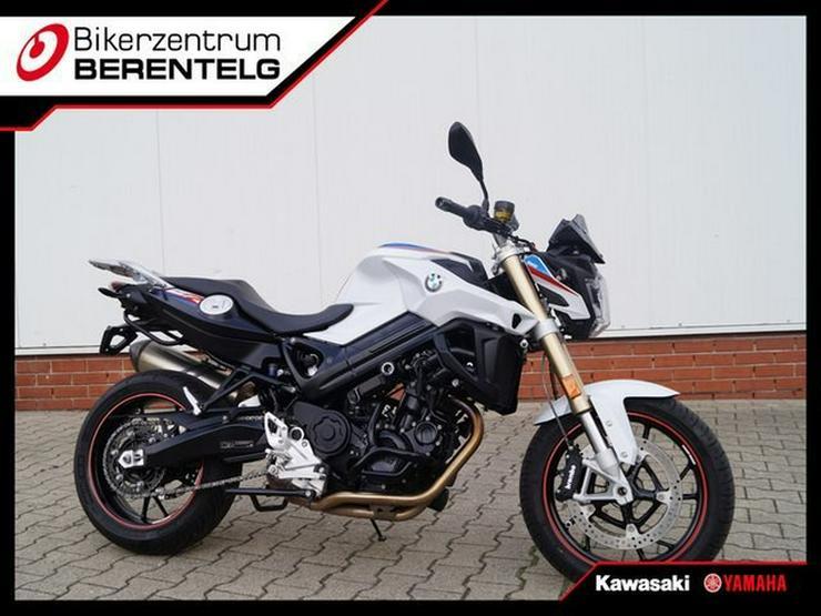 BMW F 800 R F800R 48 PS Wenig KM HU 03.2020