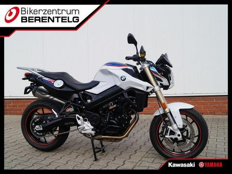 BMW F 800 R F800R WENIG KM GARANTIE BIS 2020 SSV