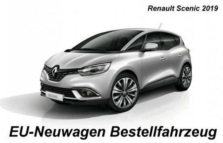 Renault Scenic Mod. 2019 1.3 TCe PF Zen-Komfort NEU-Bestellfahrzeug inkl. Anlieferung (D) - Scenic - Bild 1