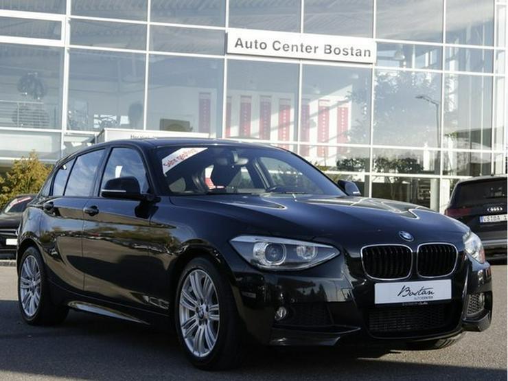 Bild 6: BMW 118d M-PAKET-NAVI-XENON-DEUTS.FZG-SCHECKHEFT