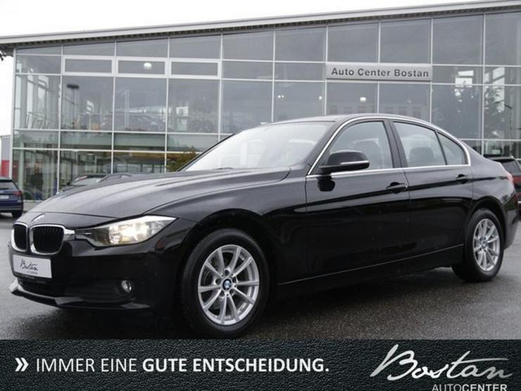 BMW 316 d-KLIMA-AHK-DEUTSCHES FAHRZEUG-1.HAND