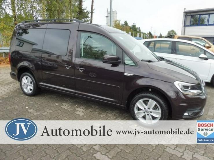 VW Caddy MAXI COMFORTLINE 2.0 TDI*DSG*/NAVI/SHZ