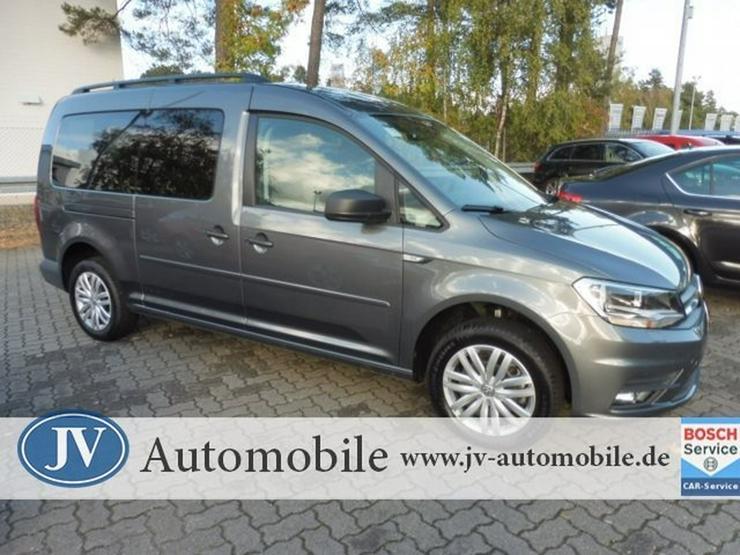 VW Caddy MAXI*FAMILY* 1.6 TDI/AHK/FLÜGEL/NAV/UPE:38