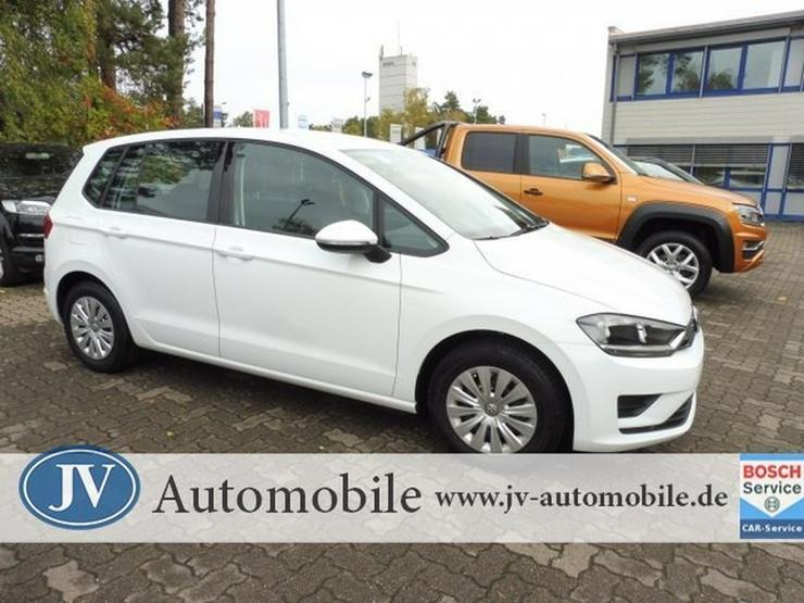 VW Golf Sportsvan TRENDLINE 1.6 TDI BMT /KLIMA