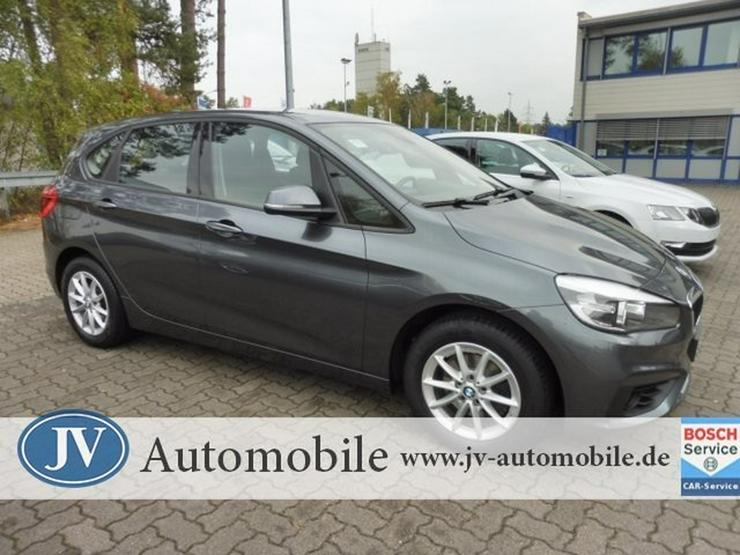 BMW 216 Active Tourer 216d ADVANTAGE +BUSINESS/NAVI
