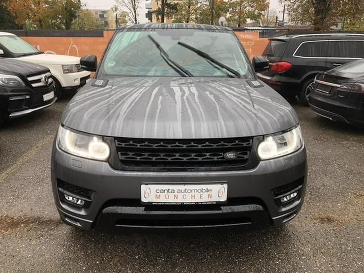 Bild 2: LAND ROVER Range Rover Sport HSE Dynamic TFT-Display 22''