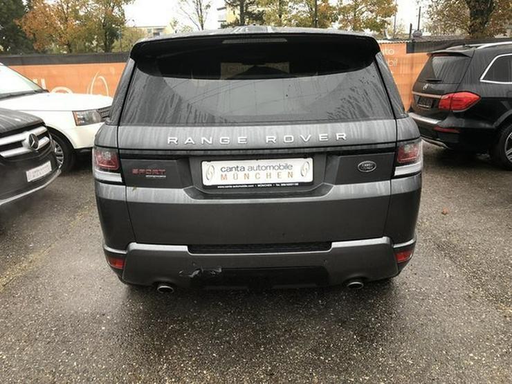 Bild 5: LAND ROVER Range Rover Sport HSE Dynamic TFT-Display 22''
