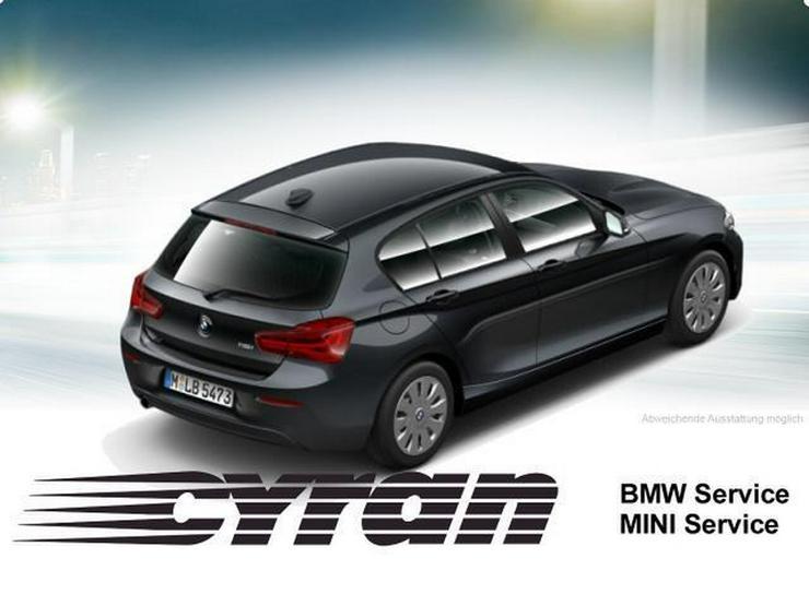 Bild 5: BMW 118i Advantage Navi LED SHZ PDC Leder Tempomat