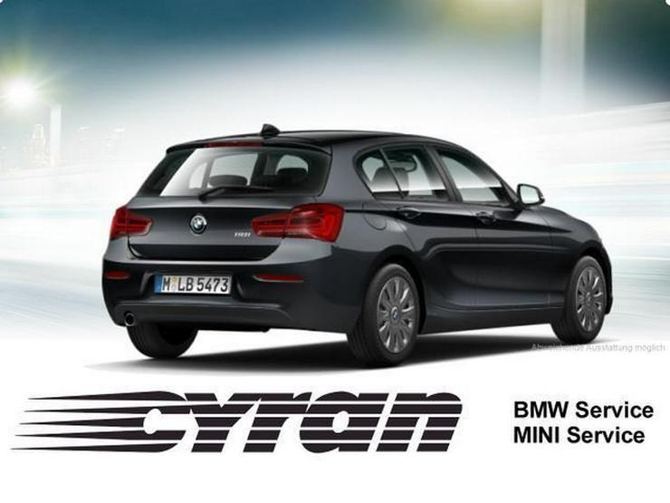 Bild 2: BMW 118i Advantage Navi LED SHZ PDC Leder Tempomat