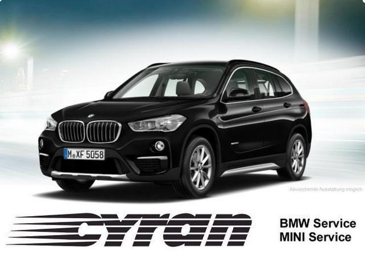 BMW X1 sDrive18d xLine Aut. LED SHZ PDC Driv. Assist